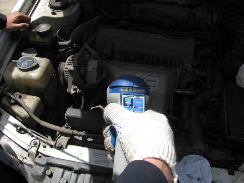 Проверка герметичности автокондиционера своими руками